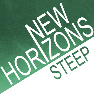 Neues Album NEW HORIZONS